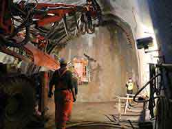 Tunneling, Rock Support & Geotechnical Solutions by MIPL & ROBIT