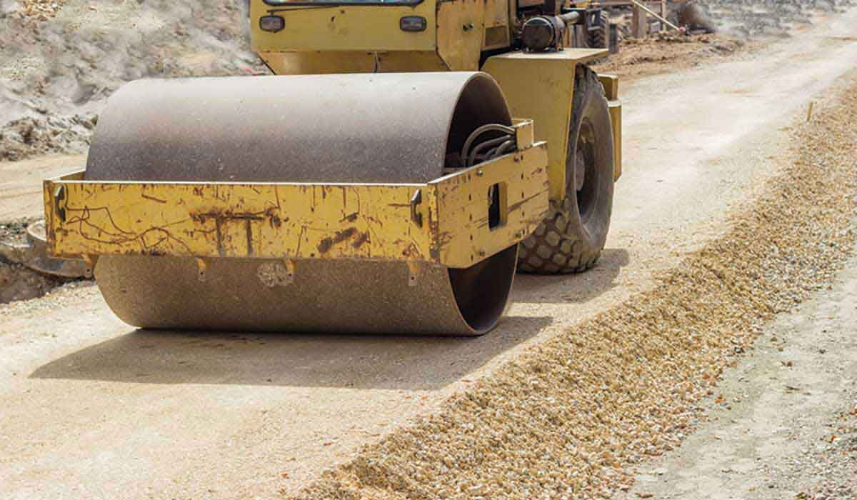 Characterisation of Foundry Sand Waste Material for Road Construction