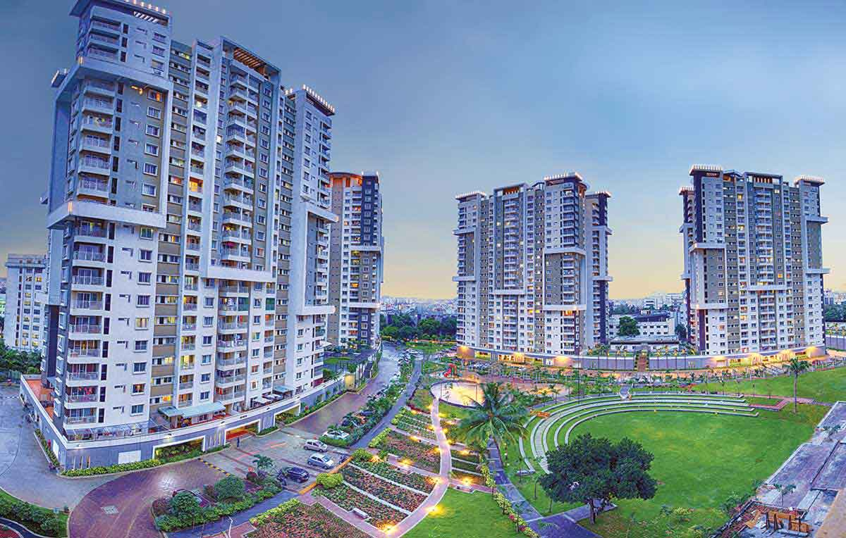 Tectonic Shift in Realty Business Operations