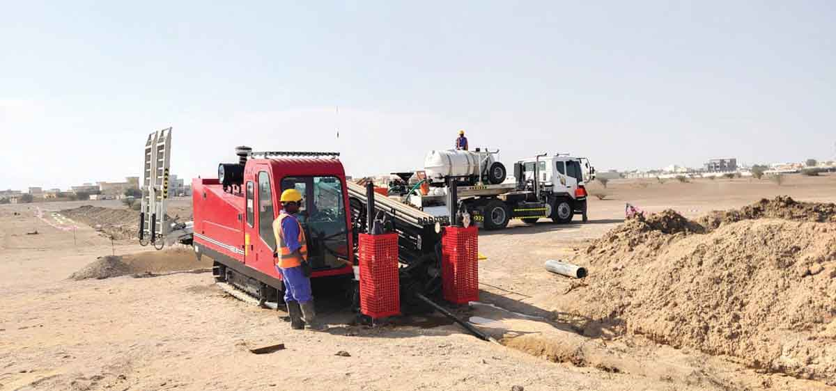 Horizontal Directional Drilling Machines