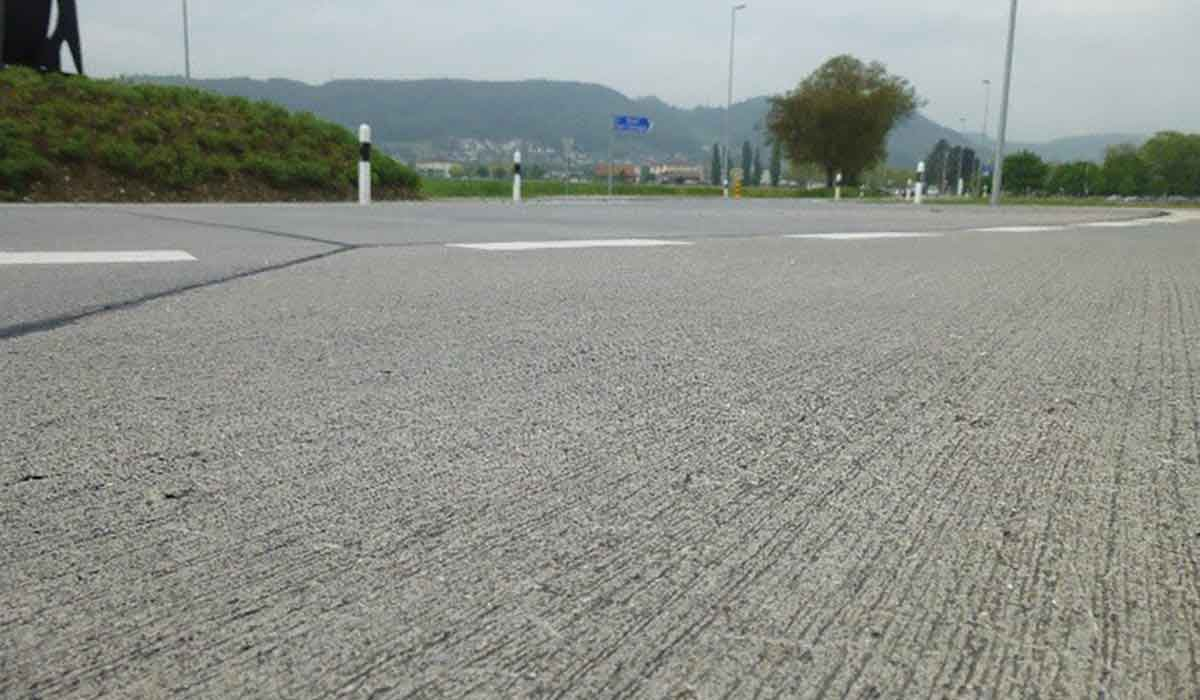 Macro Synthetic Fibres and Pavement Concrete