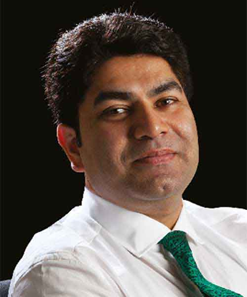 Anshuman Magazine, Chairman & CEO, India, South East Asia, Middle East & Africa, CBRE