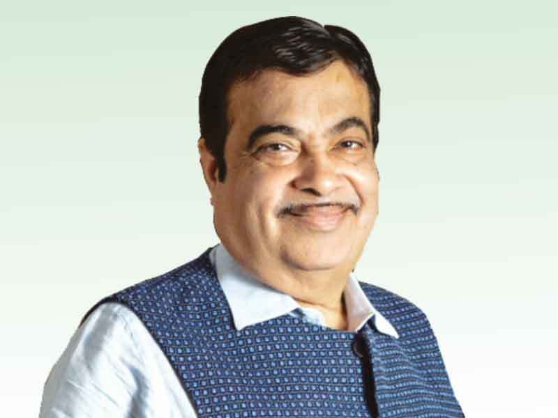 Nitin Gadkari, Minister for Road Transport & Highways