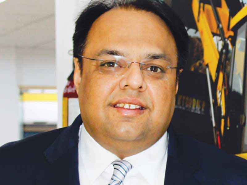 Jasmeet Singh, Associate Vice President, Corporate Communications and Corporate Relations, JCB India