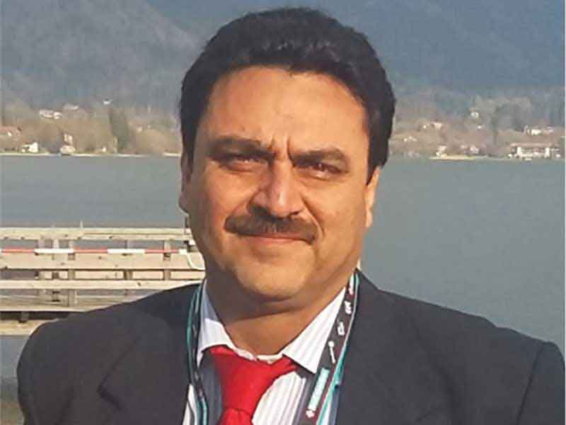 Rakesh Raina, Country Manager, Casagrande (India) Piling and Geotechnical Equipment