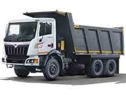 Mahindra BLAZO established as country's most fuel-efficient truck