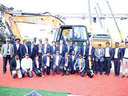 CASE India launches CX220C Crawler Excavator