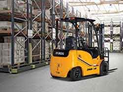 Hyundai CE India launches 5 new Excavators and Forklift range