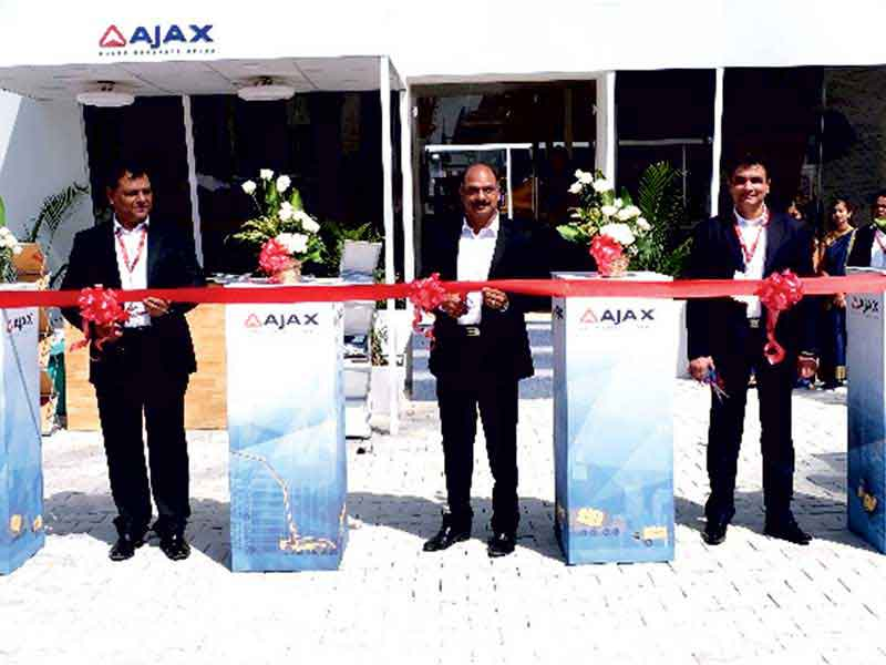 AJAX showcases next-gen products along with 8 new launches