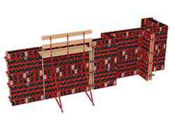 PERI India launches HANDSET Alpha - a lightweight panel formwork system