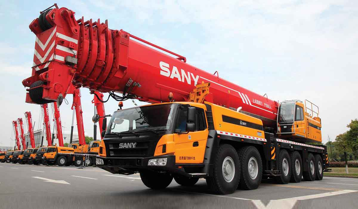 Sany Heavy Industry India