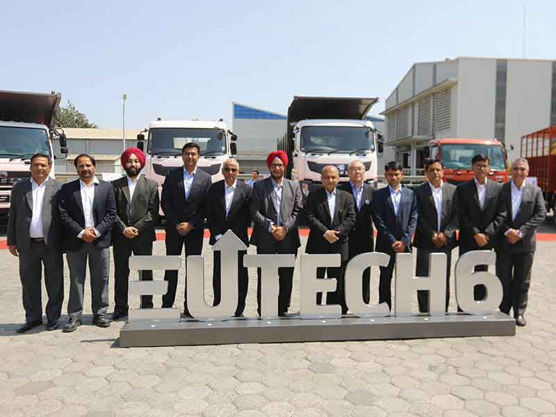 Eicher launches BS-VI solution - EUTECH6; unveils new-gen vehicles across 4.9T- 55T