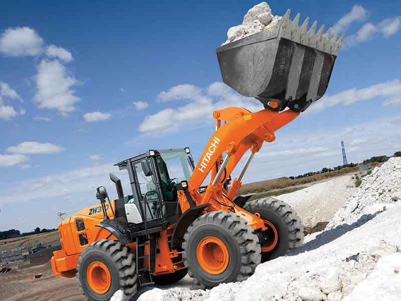 Wheel Loaders Manufacturers Prepared to Counter Slowdown