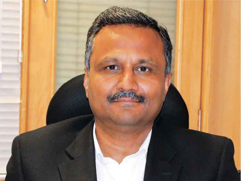 Vivek Hajela, General Manager & Head - Construction Equipment Business, Larsen & Toubro