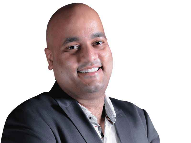 Satish Shukla, Co-Founder & Head - Marketing & HR, Addverb Technologies
