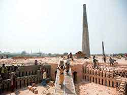 Brick Kilns and their Effect on Environment