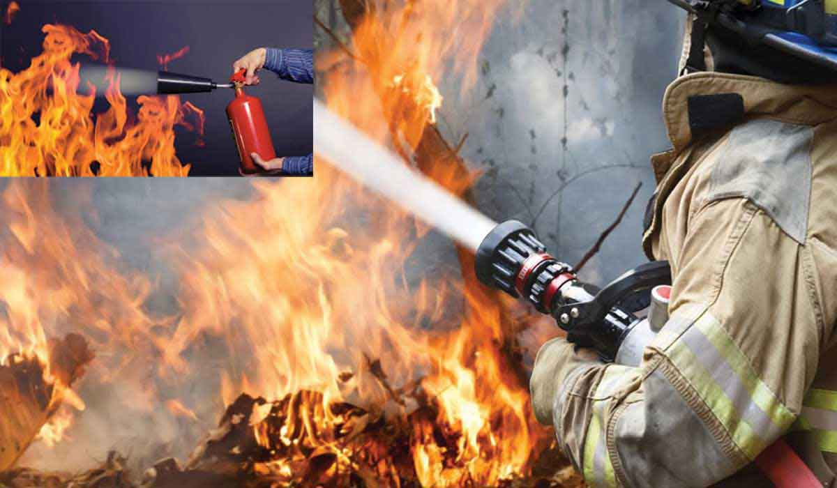 Fire Safety and its Management