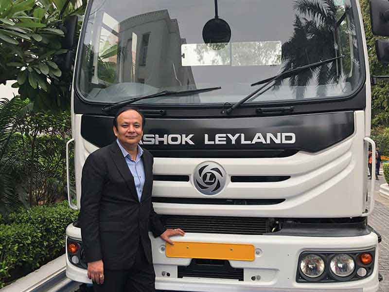 Ashok Leyland delivers First of its kind Modular Platform Vehicles with BS VI Technology