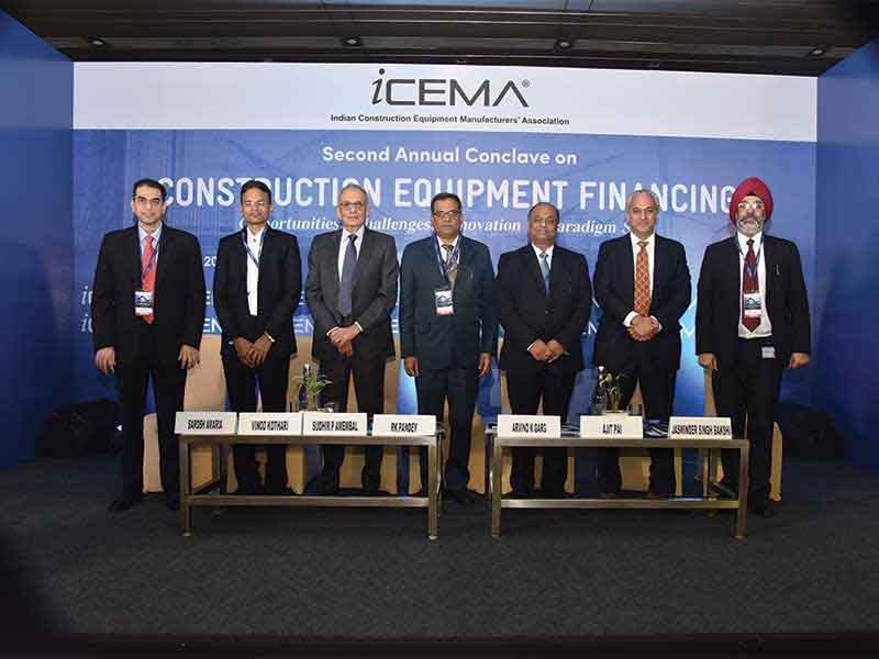 iCEMA Conclave Discusses Measures to Make Finance Support More Viable