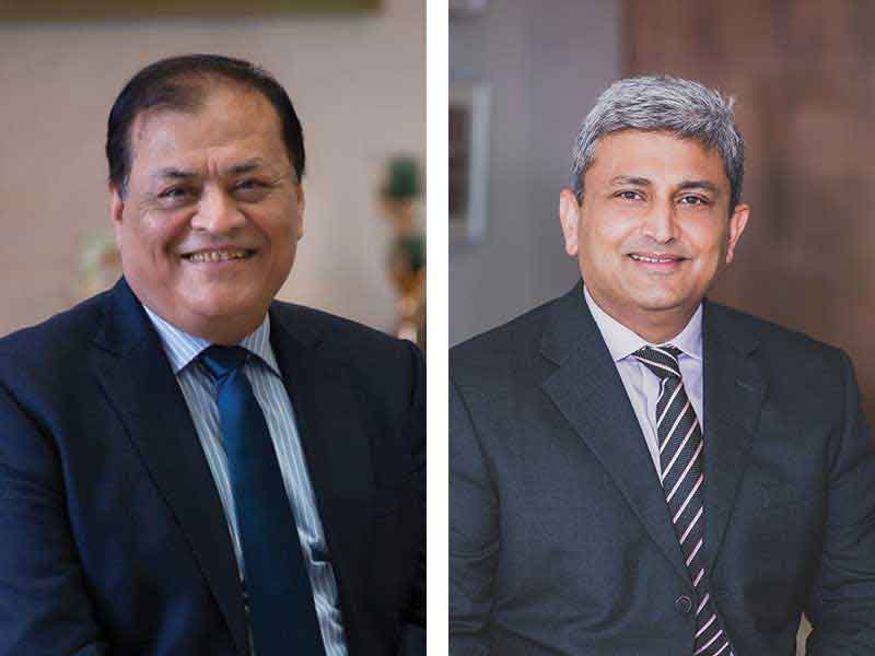 GCCA India announces first Chair and Co-chair of CEO Committee of member companies