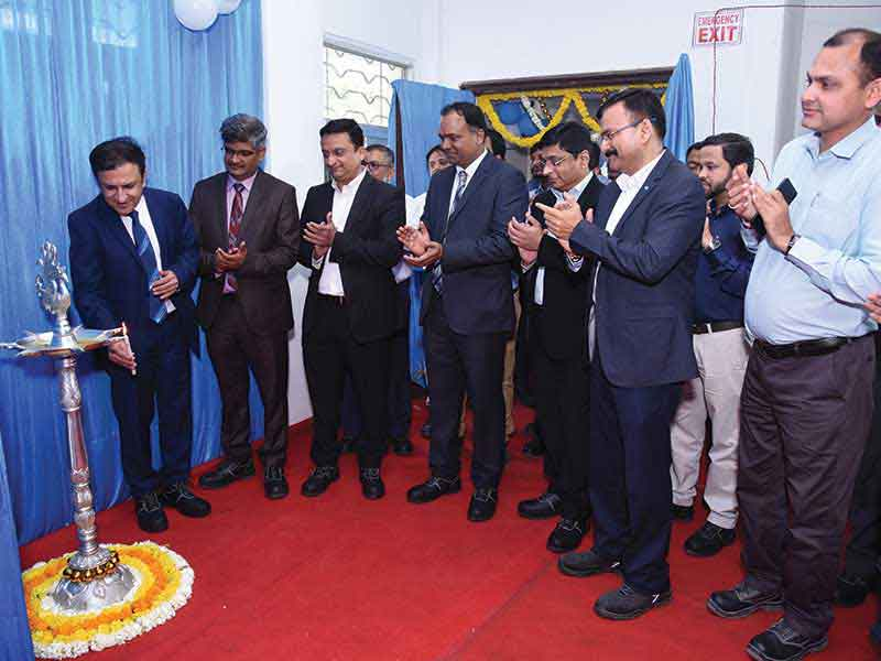 KONE inaugurates new warehouse in Mumbai