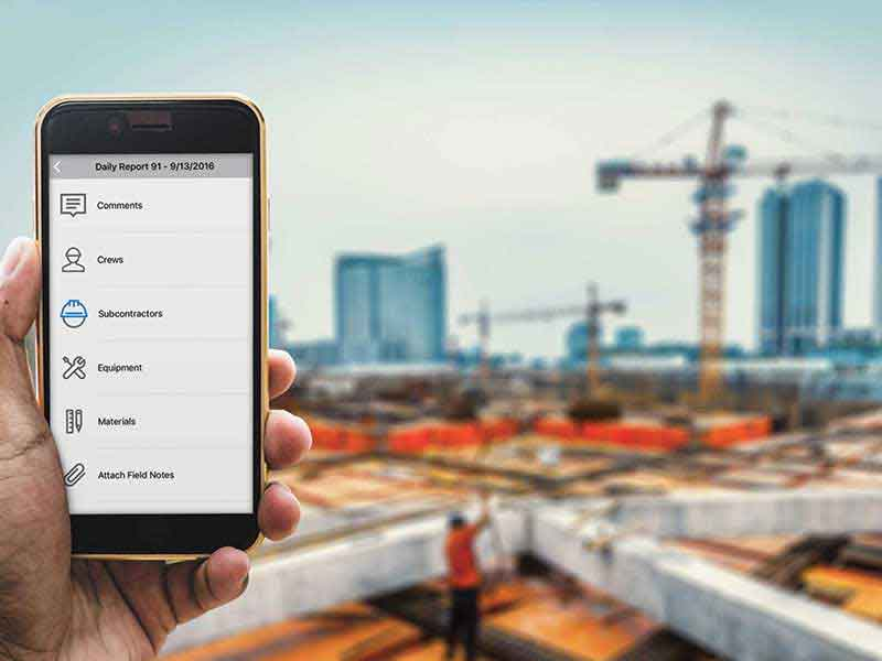 New and Emerging Technologies in Construction Industry