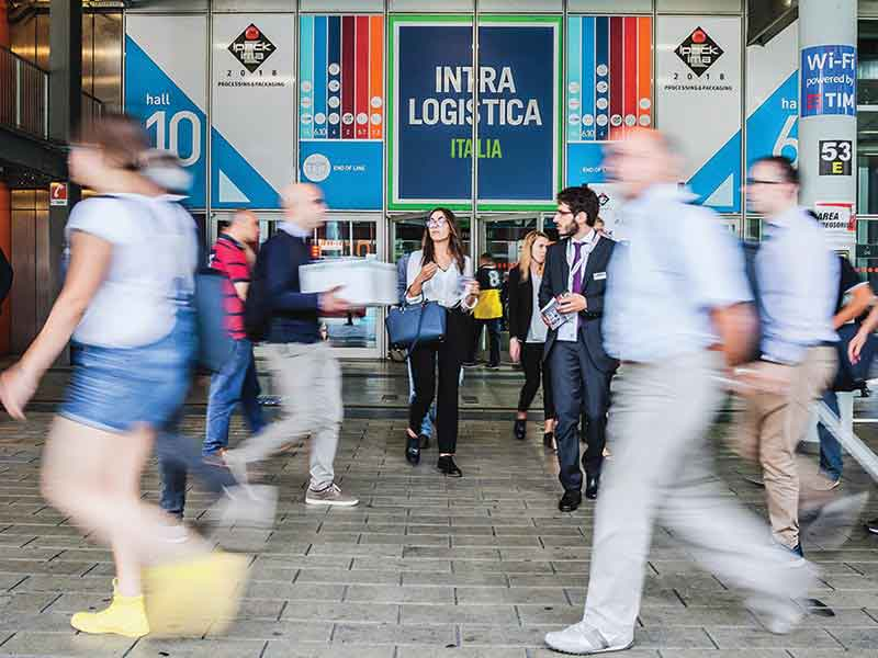 Spotlight on Internal Logistics - INTRALOGISTICA ITALIA