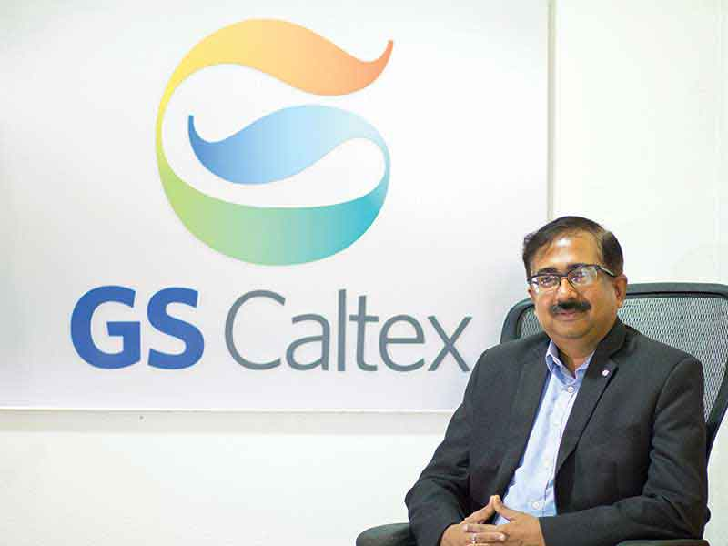GS Caltex India focusses on futuristic portfolio at Excon 2019