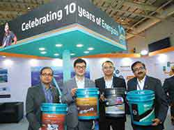GS Caltex showcases BSVI product portfolio at EXCON 2019; wins award