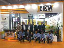 JREW Engineering showcases range of attachments