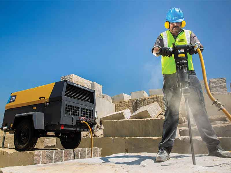 Atlas Copco: Meeting Demand for Light Construction & Demolition Tools