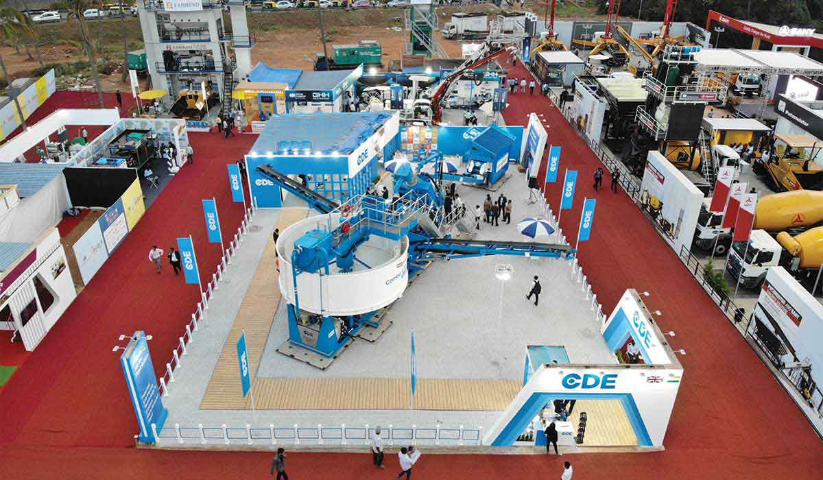 CDE Asia launches smart mobile washing plant