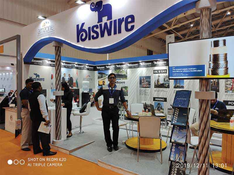 Kiswire to broaden market presence in CRANE business