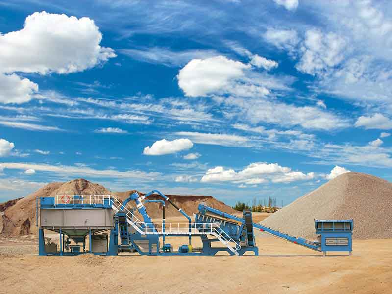 CDE unveils Combo Multi – its latest manufactured sand plant with internet
