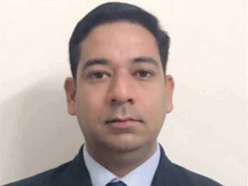 Mayank Pundir, Country Head - Tower Cranes, ACE