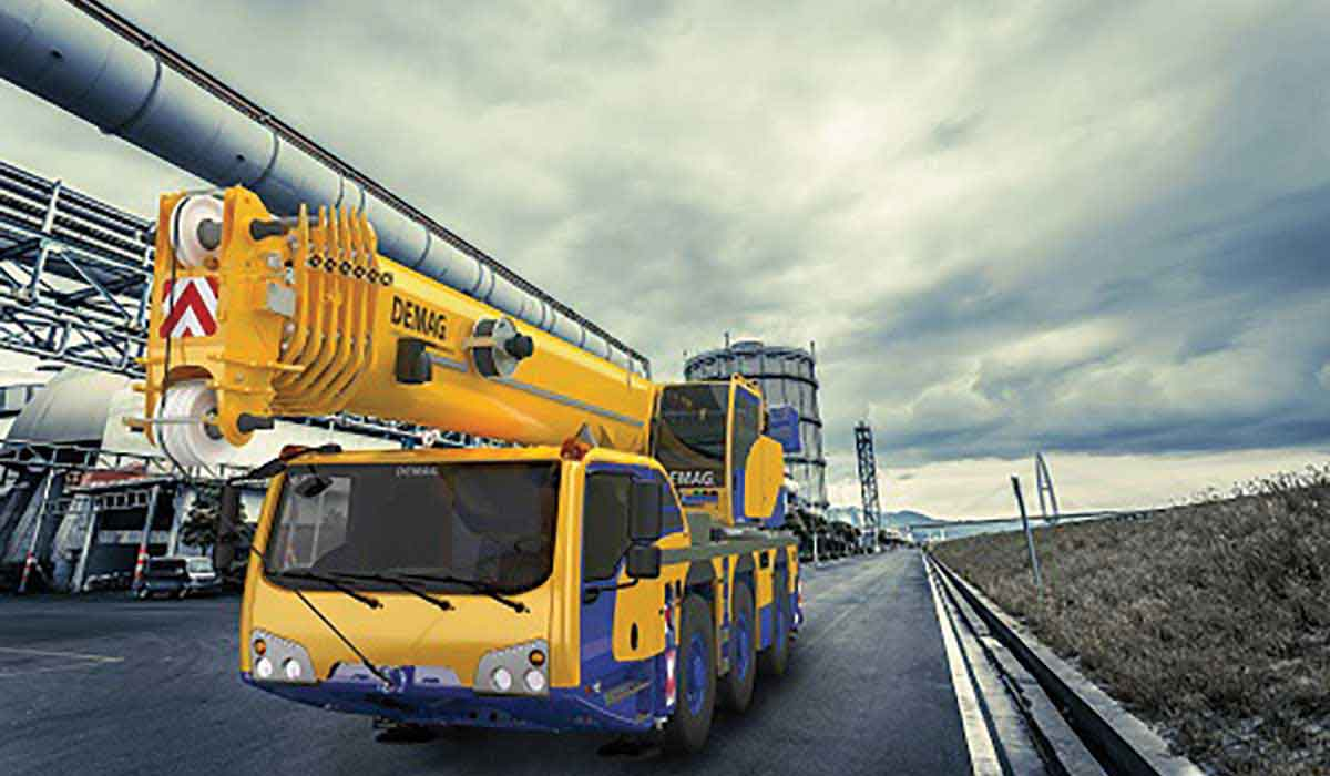 Cranes: New Tools & Features for Operator Efficiency