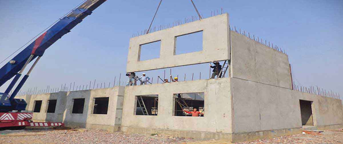 GGBFS Replacement for High Early Strength Concrete for Precast Industry