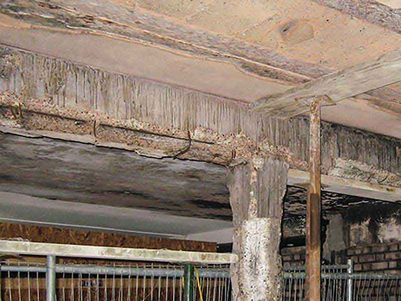 Fire Damage of Concrete Structures – Assessment and Repair
