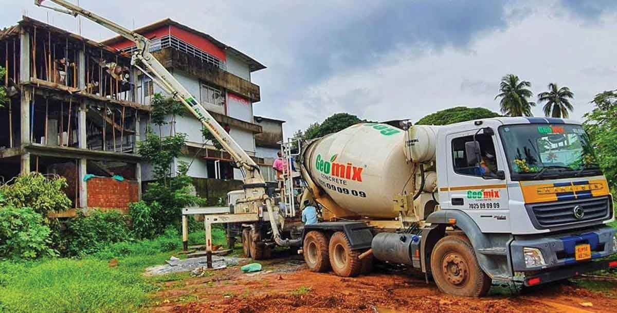 Ready Mix Concrete in India With Quality Assurance