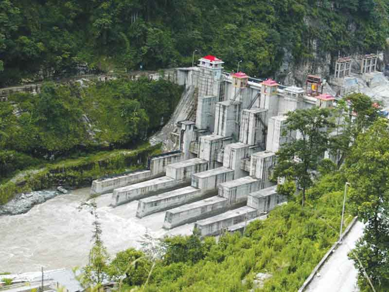 Repair Strategy of Stoplog Sill Beams During Operation Stage of 510 MW Teesta-V Power Station in Sikkim