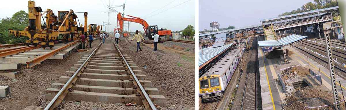 Redevelopment of Railway stations