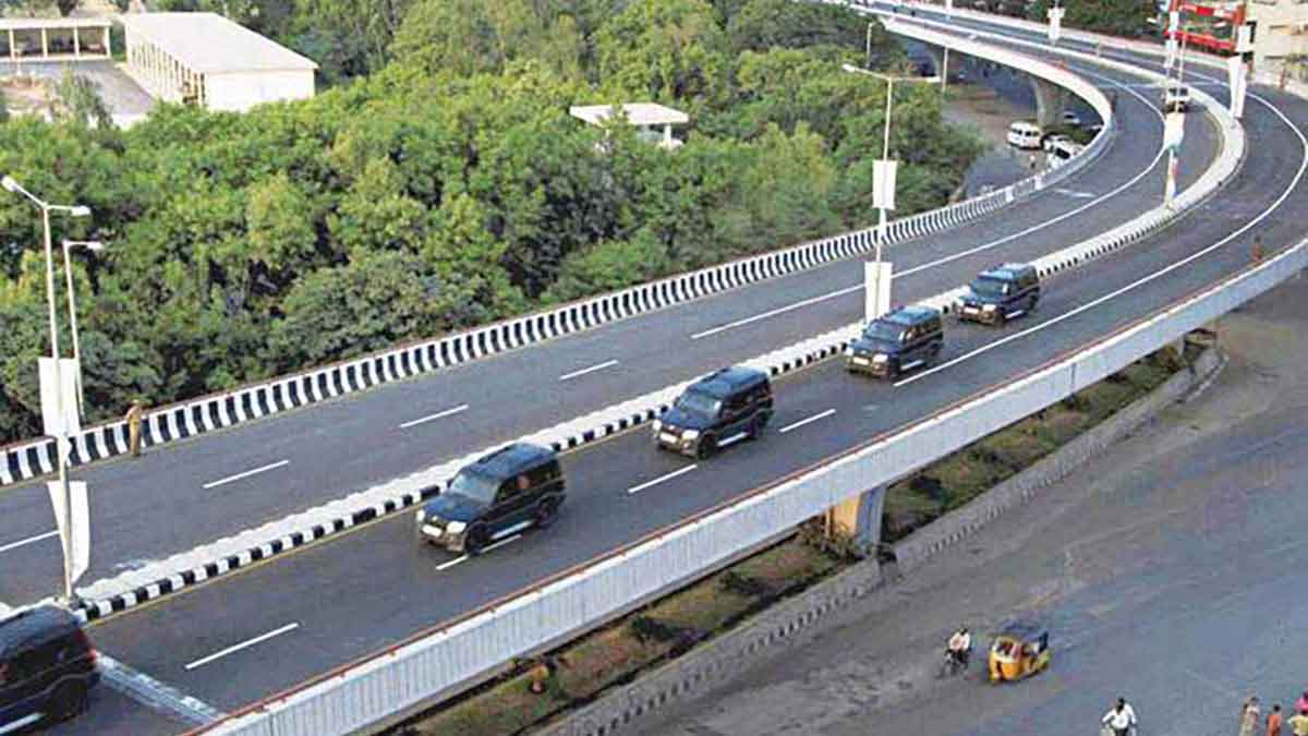 Infra Development - The Way Forward
