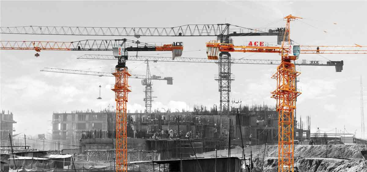 ACE Tower Cranes