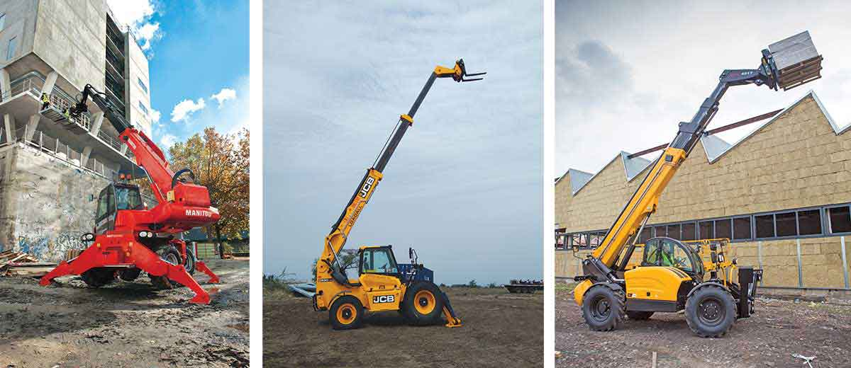 Telehandler: The All-Rounder