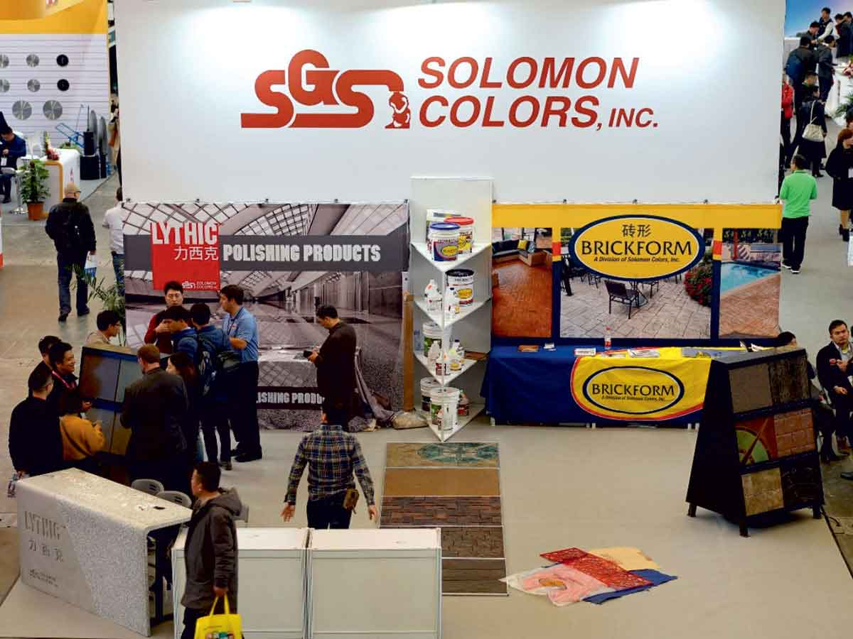 World of Concrete Asia 2019 unfolding new segmentation & participating brands