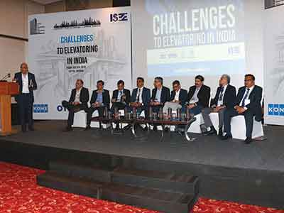 CTBUH India Challenges in Elevatoring in India
