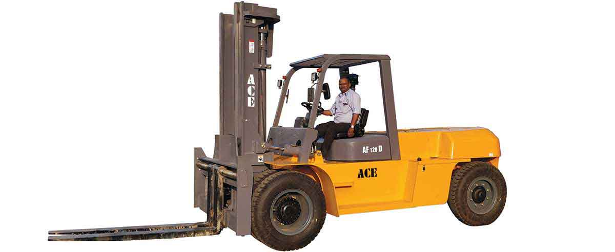 ACE - material handling equipment