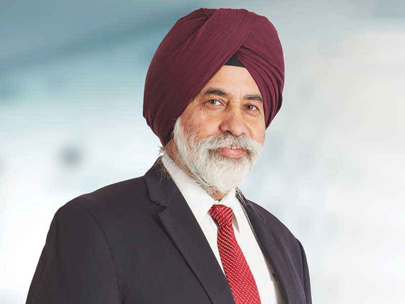 Sandeep Singh, Managing Director - Tata Hitachi