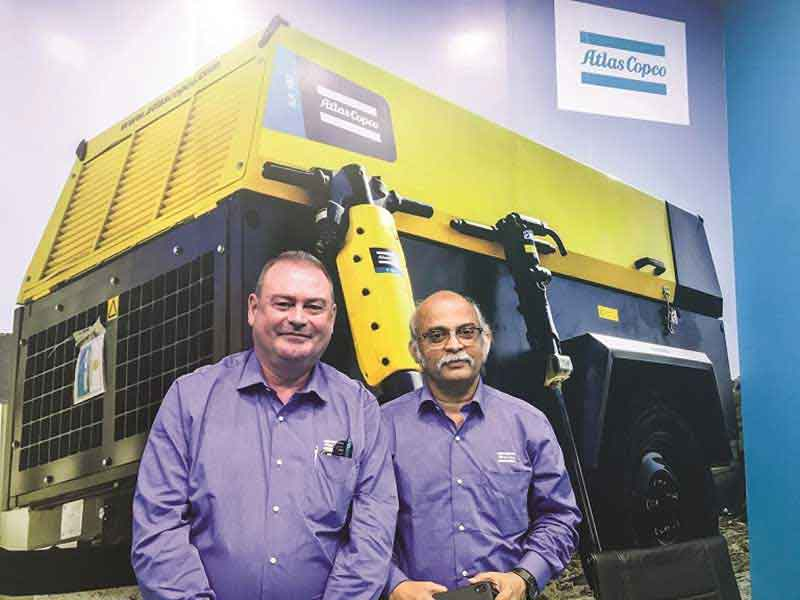 Next Gen Compressors and Light Towers from Atlas Copco