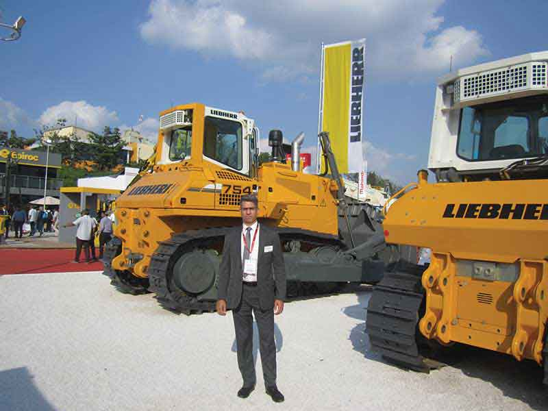 Liebherr places superior product offerings and services over pricing